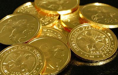Инвестиционные монеты «Георгий Победоносец»