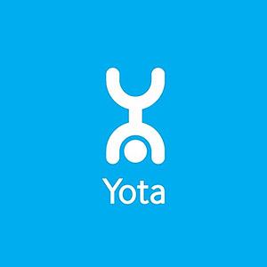 Логотип компании Yota
