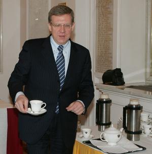 Кудрин Алексей Леонидович - Министр финансов РФ