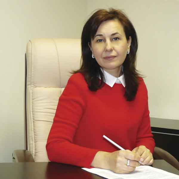 Наталья Девяткина - директор компании АНАЛИТИК | ОДИНЦОВО