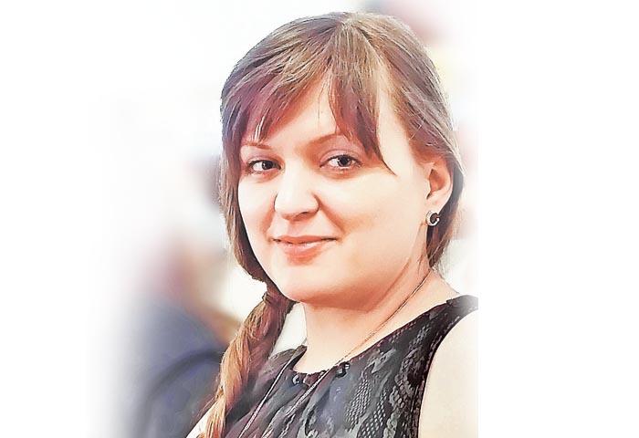 Светлана Геннадьевна Налепова - руководитель АНО «Консультационно-информационный центр развития предпринимательства Одинцовского района МО».
