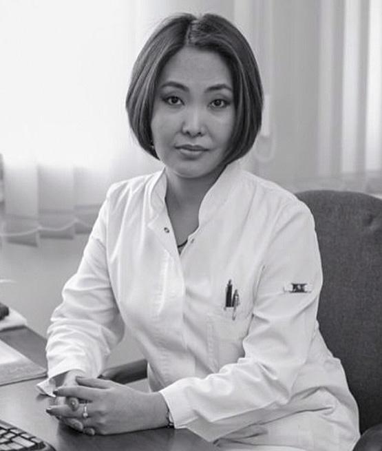 Татьяна Сономовна Базарсадаева, врач-кардиолог медицинского центра «Медлюкс», кандидат медицинских наук