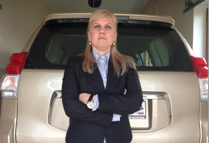 Ольга Селезнёва - генеральный директор Технического Центра «ВОЛИН»