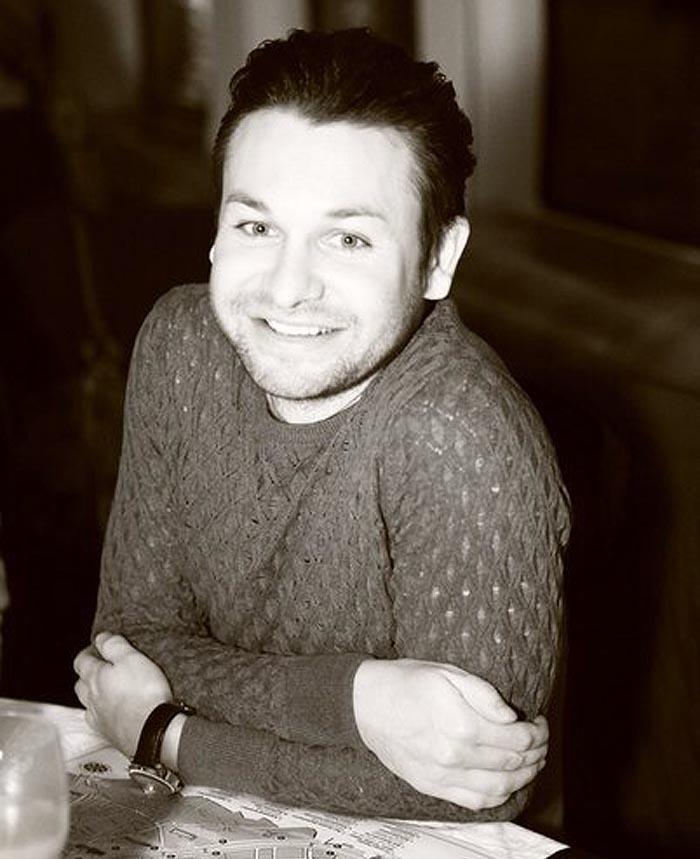 Михаил Верхулевский -  управляющий ресторана FOREST