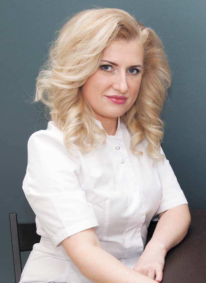 Майя Тимченко - руководитель и основатель Мастерской красоты в Одинцово
