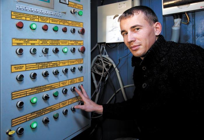"""Некризисное производство. Компания """"ПромСтройБетон"""" в Одинцовском районе"""