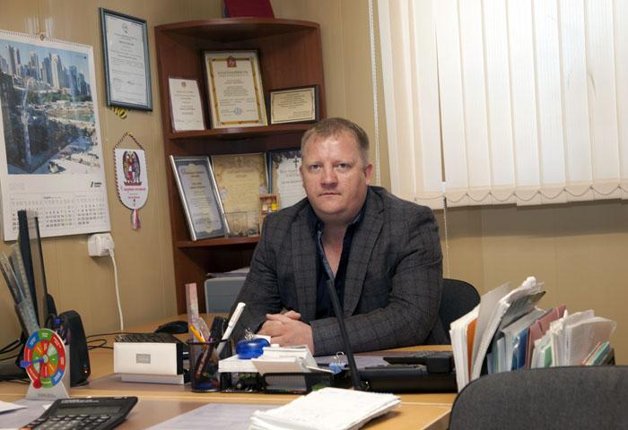 Дмитрий Тукалов – директор компании «ПромСтройБетон»