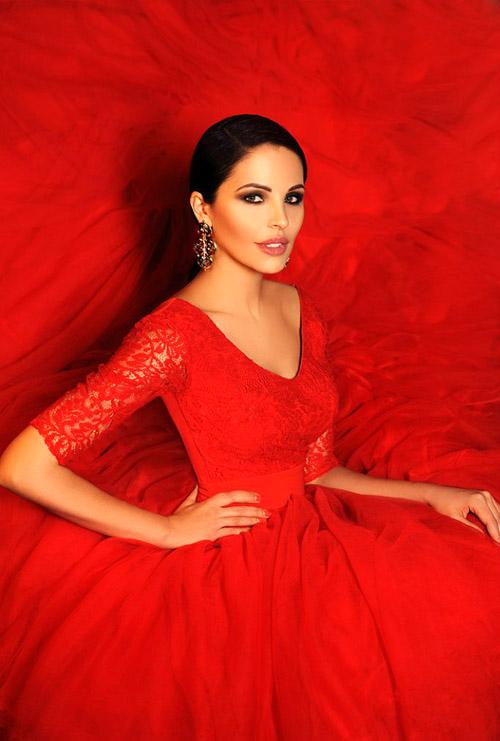 Елена Шерипова – руководитель модельного агентства  «Queen Models»