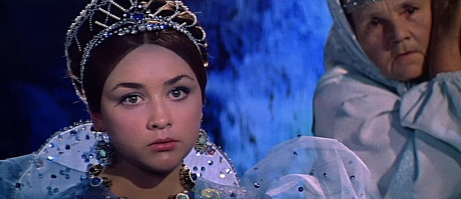 «Варвара-краса, длинная коса», музыкальная сказка (1969 г., реж. Александр Роу)