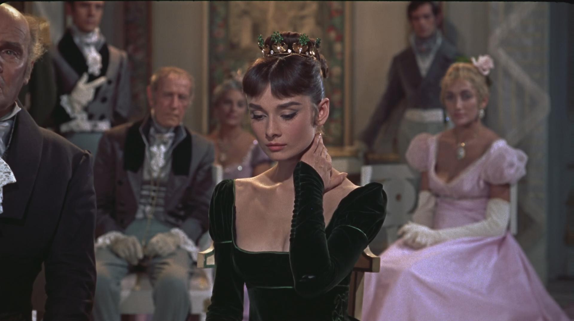 «Война и Мир», военная драма (1965 г., реж. Сергей Бондарчук)