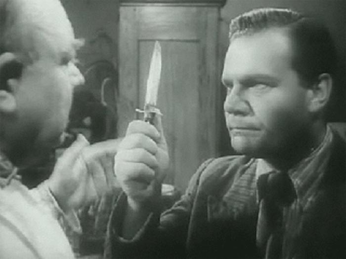 «Дело «Пёстрых», детектив (1958 г., реж. Николай Досталь)