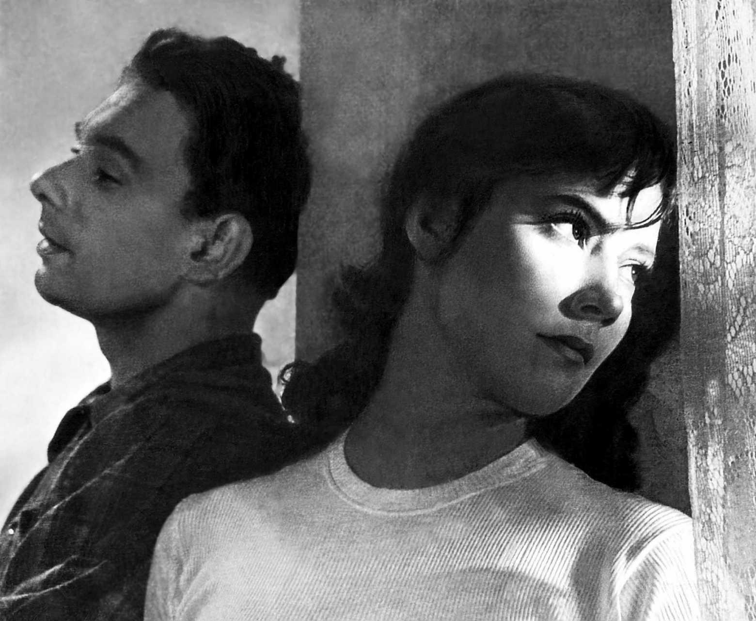«Летят журавли», военная драма, мелодрама (1957 г., реж. Михаил Калатозов)