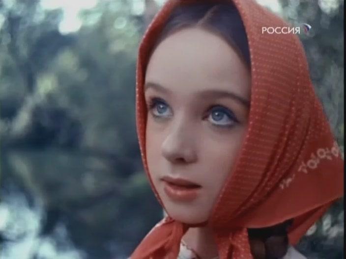 «Морозко», музыкальная сказка (1964 г., Александр Роу)
