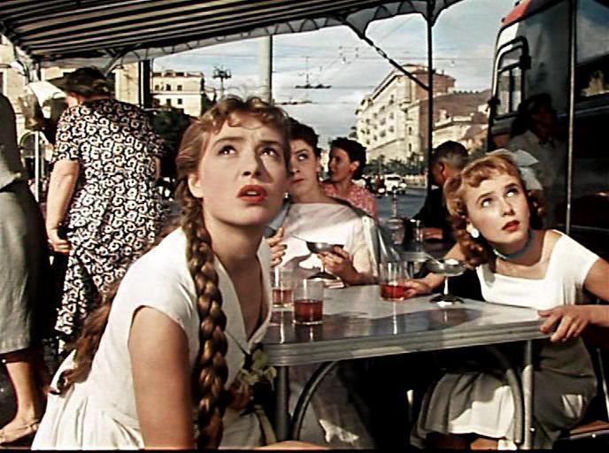 «Сверстницы», драма (1959 г., реж. Василий Ордынский)