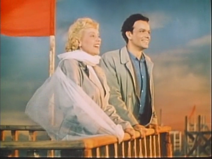 «Сказание о земле Сибирской», музыкальная мелодрама (1948 г., реж. Иван Пырьев)