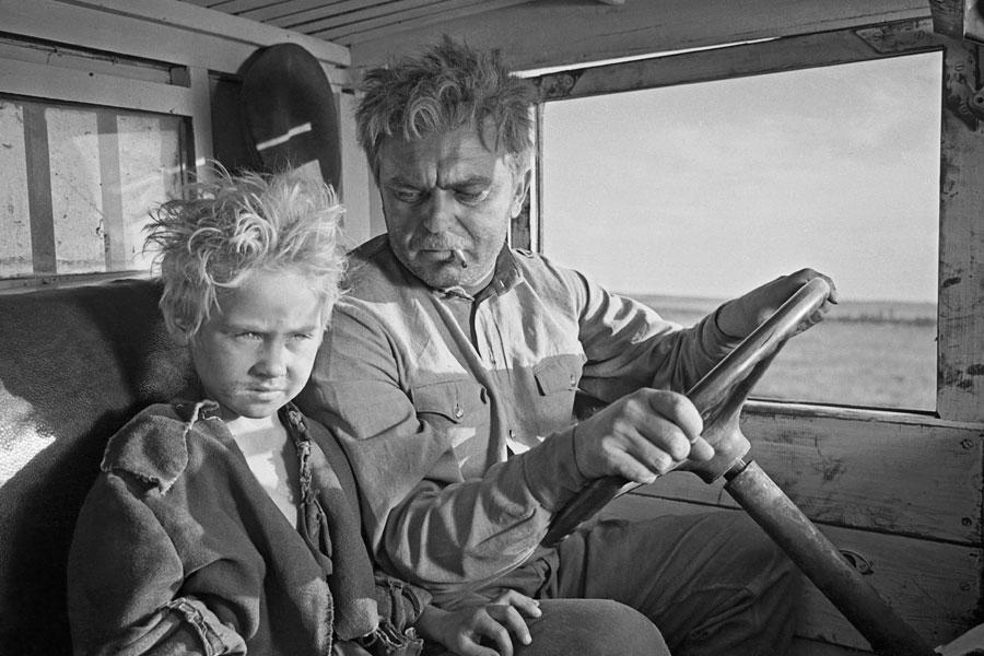 «Судьба человека», военная драма (1959 г., реж. Сергей Бондарчук)