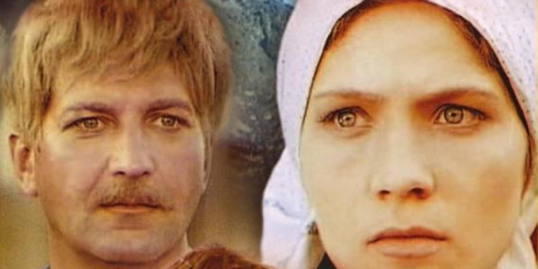 «Тени исчезают в полдень», драма (1973, реж. Владимир Краснопольский, Валерий Усков)