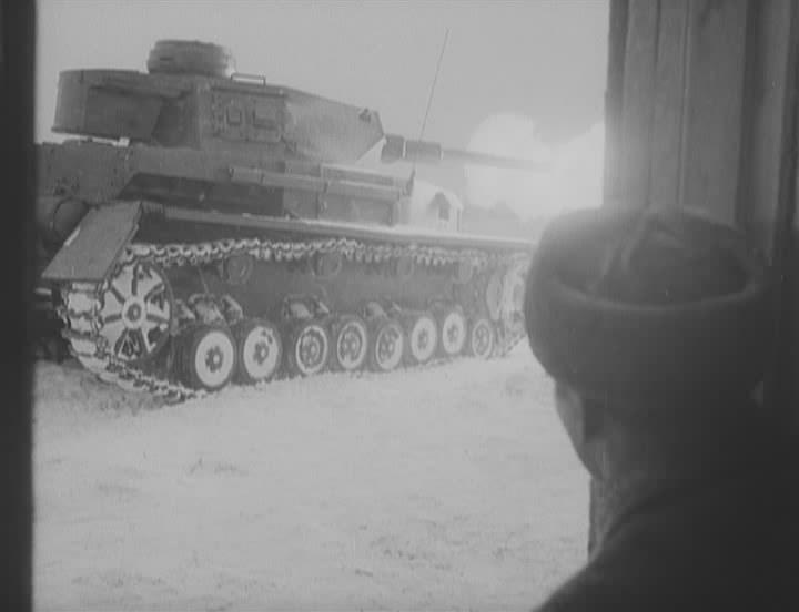 «У твоего порога», военная драма (1962 г., реж. Василий Ордынский)