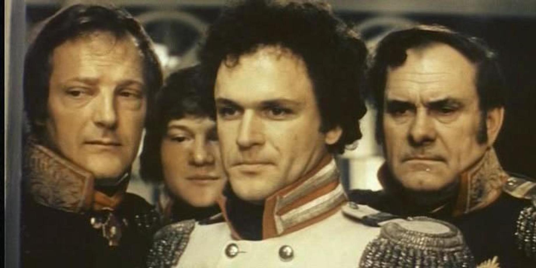 «Эскадрон гусар летучих», военно-исторический приключенческий фильм (1980 г., реж. Станислав Ростоцкий, Никита Хубов)