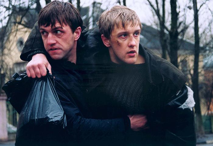 Фильм 39. «Бумер. Фильм первый», криминальная драма, детектив (2003, реж. Петр Буслов)