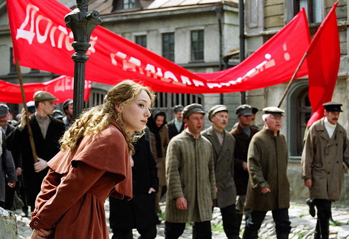 Фильм 41. «Доктор Живаго», драма (2005 г., реж. Александр Прошкин)