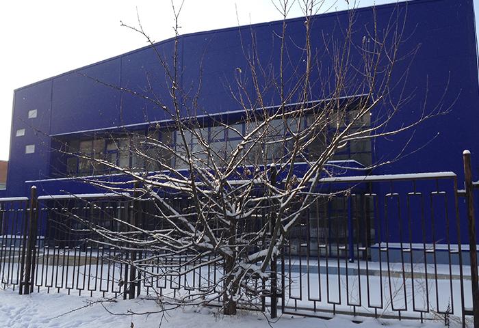 Физкультурно-оздоровительный комплекс в Одинцово на улице Можайское шоссе дом 109Б