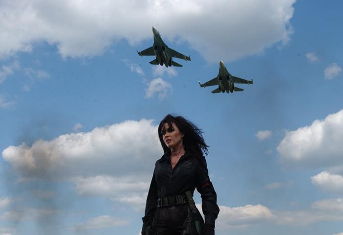 Фильм 47. «Код апокалипсиса», боевик, приключения (2007 г., реж. Вадим Шмелев)