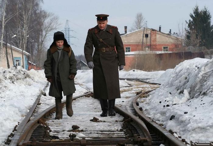 Фильм 49. «Отец», драма, мелодрама, история (2007 г., реж. Иван Соловов)