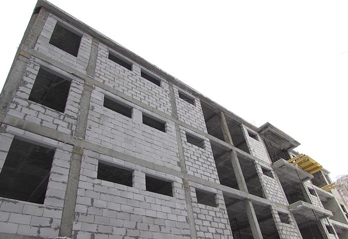 Спортивно-оздоровительное здание на Чикина 1 в Одинцово
