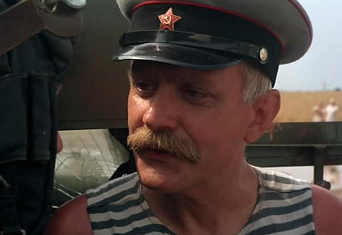 Фильм 35. «Утомленные солнцем», военно-историческая драма (1994 г., реж. Никита Михалков)