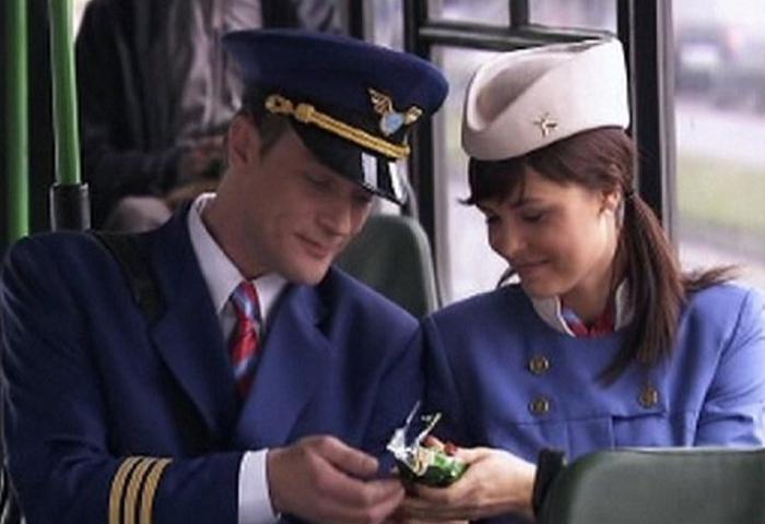 Фильм 55. «Высший пилотаж», мелодрама, комедия, приключения, сериал (2009 г., реж. Александр Щурихин).
