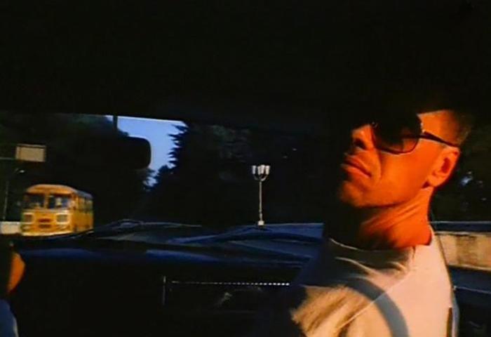 «Заложники «Дьявола», детективная мелодрама (1993 г., реж. Александр Косарев)