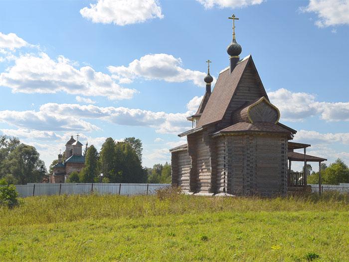 Патриаршая усадьба в Сивково