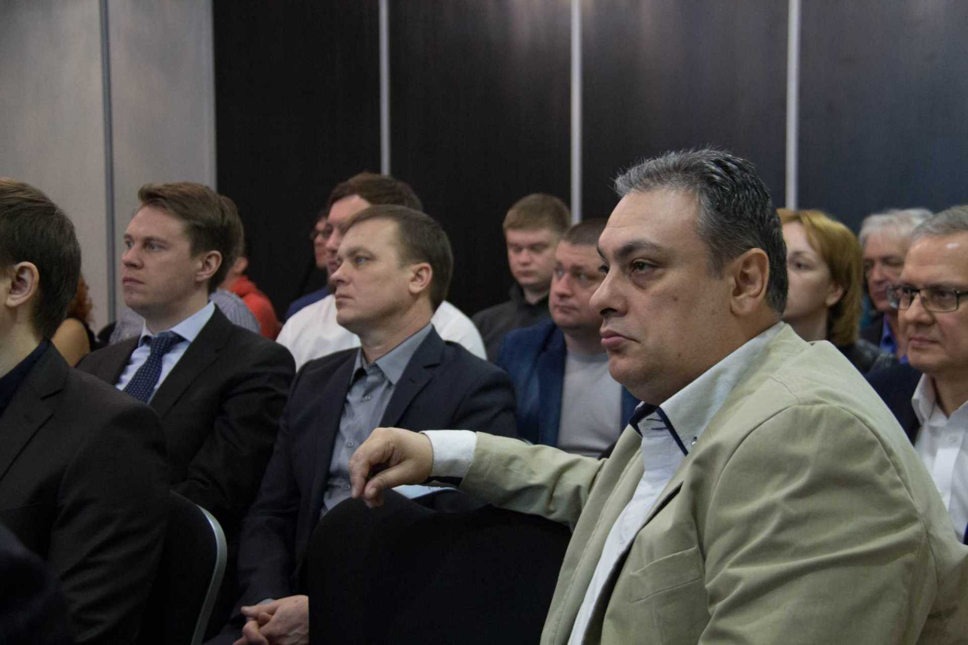 Встреча членов Клуба успешных предпринимателей в Одинцово