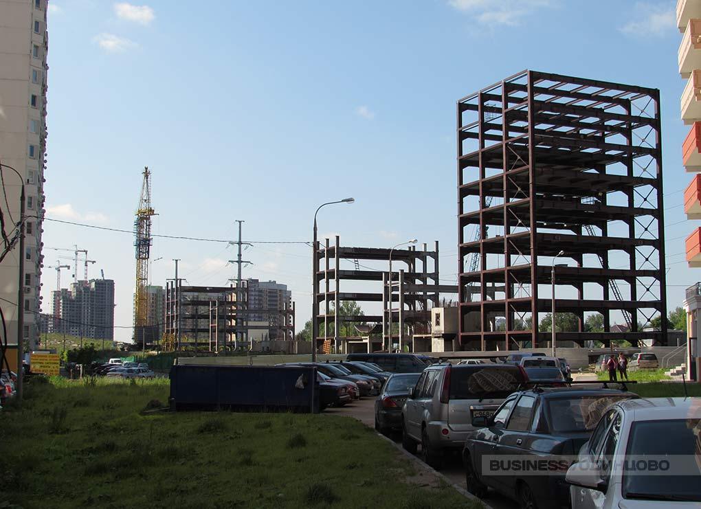 Parking-Trehgorka