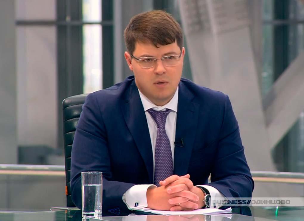 генеральный директор областного БТИ Владислав Мурашов