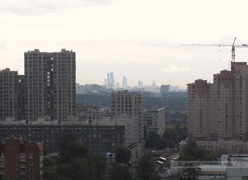 Dvoinik Moskva-Siti budet viden iz Odincovo
