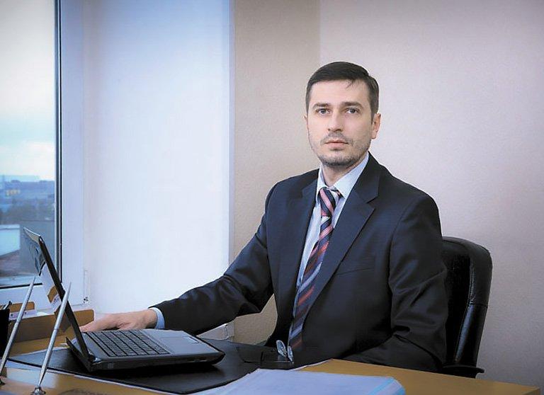 Sergey Kuznecov - Predsedatel Odincovskoy raijonnoj kollegii advokatov