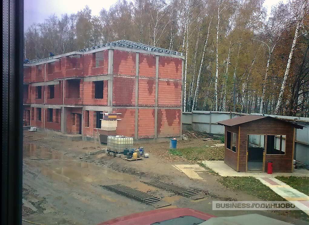 Посёлок Dream House Трёхгорка