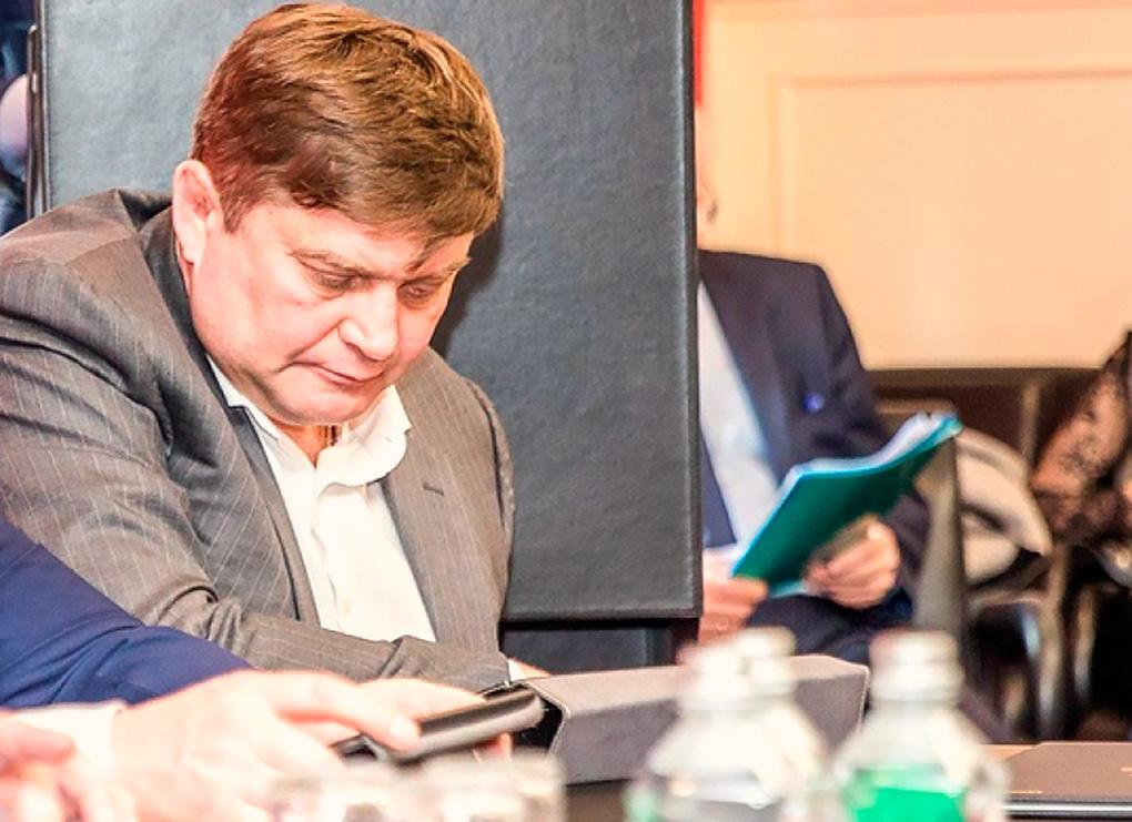 Sergey Samohin - byvshyi chlen Soveta deputatov Odincovskogo raijona