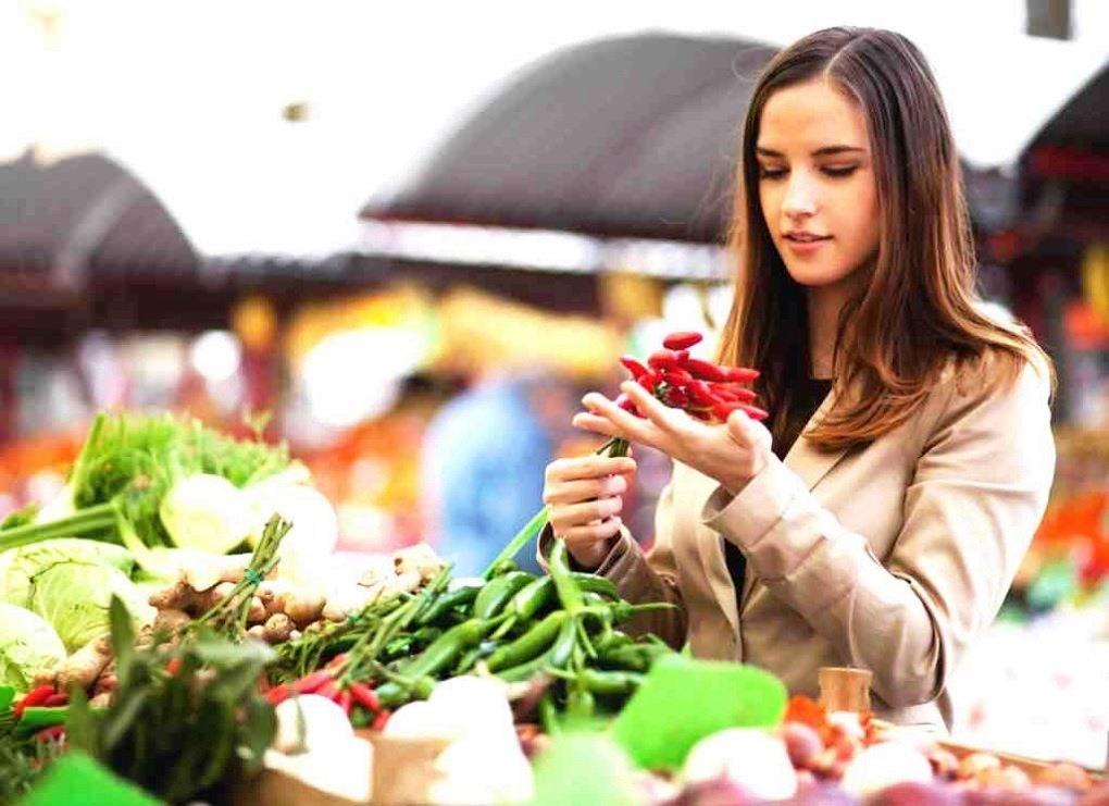 Овощи на одинцовских рынках ощутимо подорожают