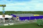 Сроки открытия гипермаркета «Metro» в Одинцово снова перенесли