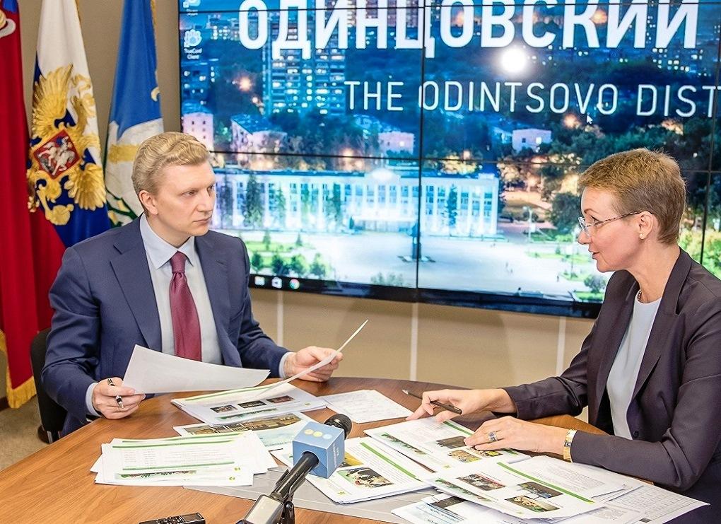 Метро в Одинцовском районе создаст 200 новых рабочих мест