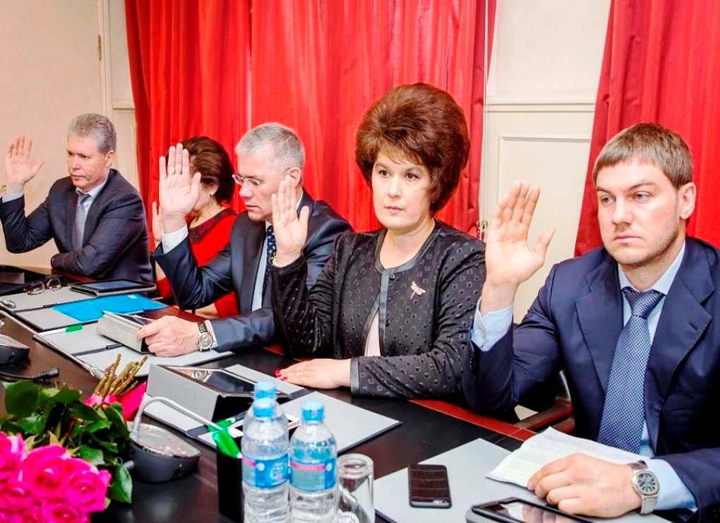 Новые кадровые назначения в администрации Одинцовского района