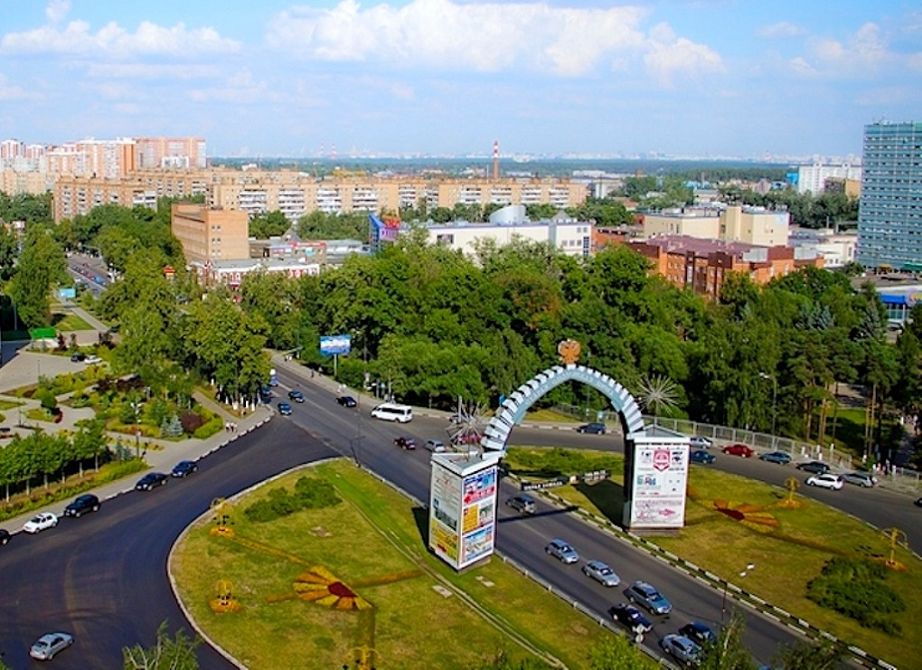 В центре Одинцово снесут все нестационарные торговые объекты