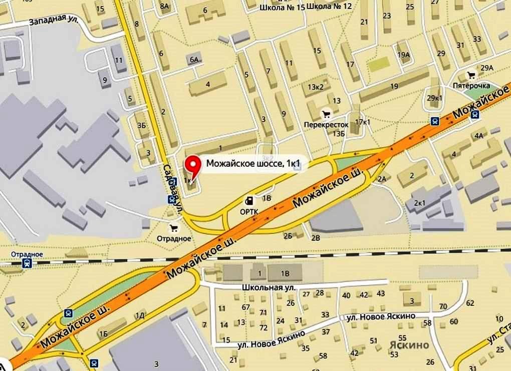 «Лента» откроет в Одинцово новый торговый центр