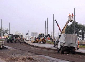 Новый путепровод открыт в Одинцово после длительной реконструкции