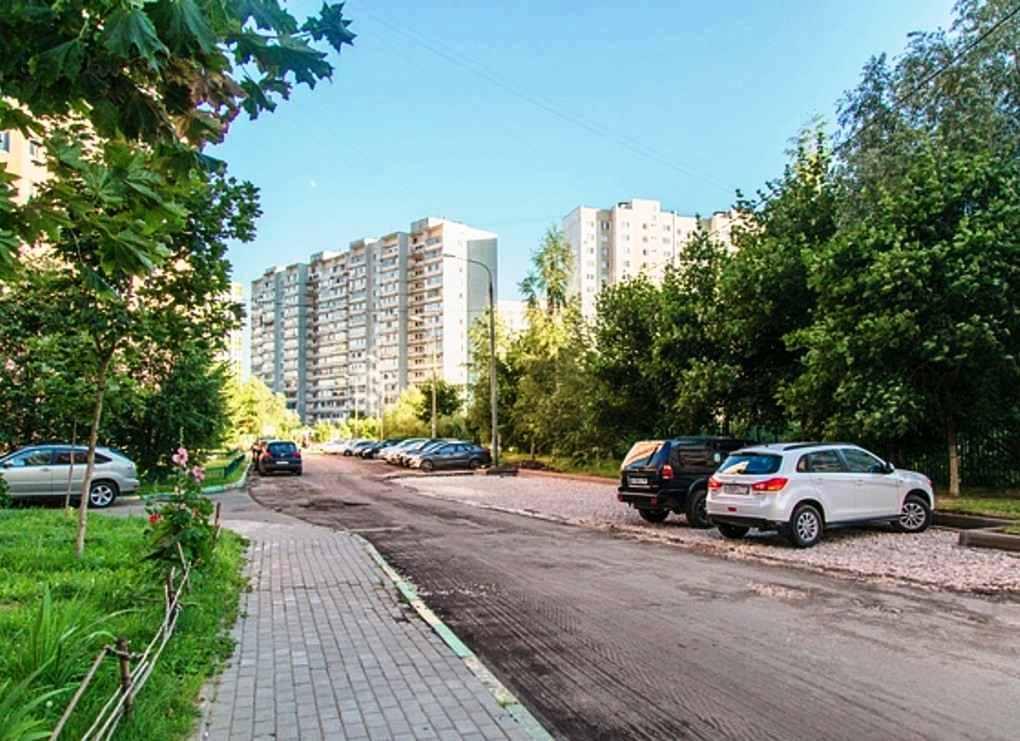 Два новых паркинга обустраивают в Одинцово