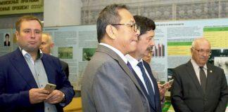 Инвесторы из КНР заинтересовались семеноводством в Немчиновке