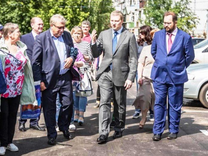 Иванов рассказал, когда жители военных городков Одинцово получат новые квартиры
